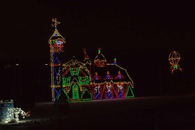 Track Christmas Lights-10