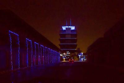 Track Christmas Lights-48