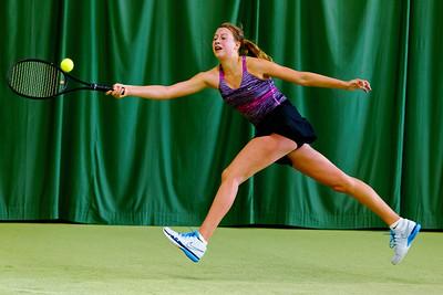02.01b Pola Wygonowska - ITF Heiveld junior indoor open 2017