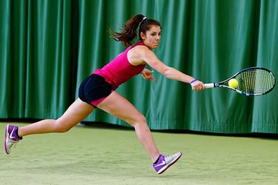 01.01b Victoria Kalaitzis - ITF Heiveld junior indoor open 2017