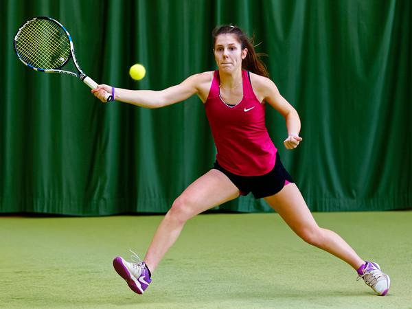 01.01a Victoria Kalaitzis - ITF Heiveld junior indoor open 2017