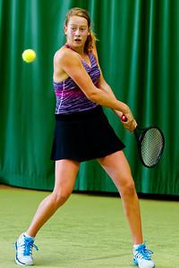 02.01a Pola Wygonowska - ITF Heiveld junior indoor open 2017