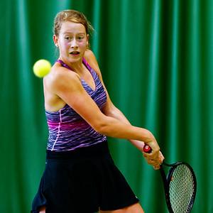 02.01 Pola Wygonowska - ITF Heiveld junior indoor open 2017