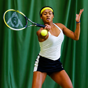 01.02 Dainah Cameron - ITF Heiveld junior indoor open 2017