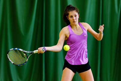 02.02 Victoria Kalaitzis - ITF Heiveld junior indoor open 2017