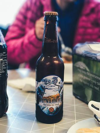Vantajokull Beer