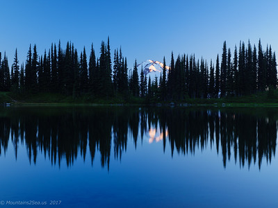 Image Lake, Glacier Peak Wilderness