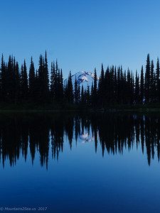 Image Lake, Glacier Peak Wilderness