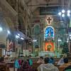 I attended Mass at Santa Cruz Basillica.