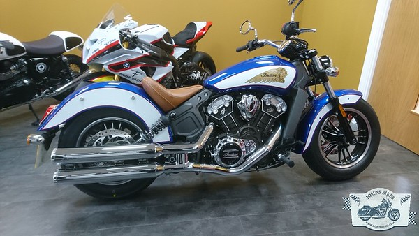 Indian Motorcycles Redhill