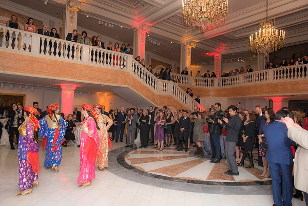 Iranian American Nowruz Reception at the National Museum of Women in the Arts.  March 15, 2017.  Photo by Ben Droz