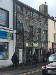 Finnegan's Medieval Building, Galway-Pat, Rod McNealy