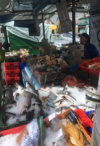 Galway Fish Market-Pat, Rod McNealy