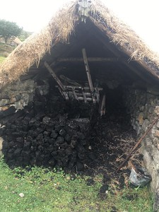 Turf Drying Shed, Connemara-Pat, Rod McNealy
