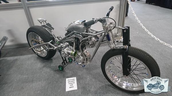 Irish Motorcycle Show 2017 Custom Show
