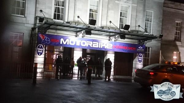 Irish Motorcycle Show 2017 General