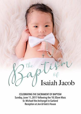 Isaiah_Baptism