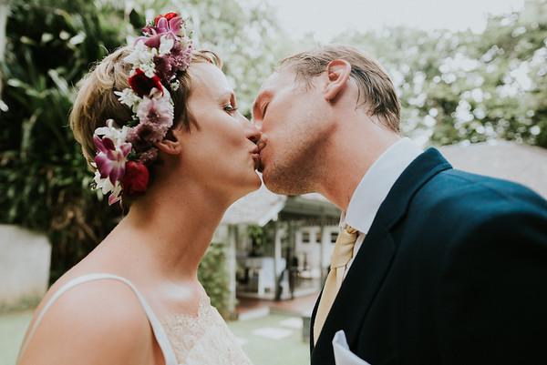 elopement wedding in Bali