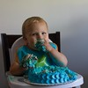 Landon 1st Birthday