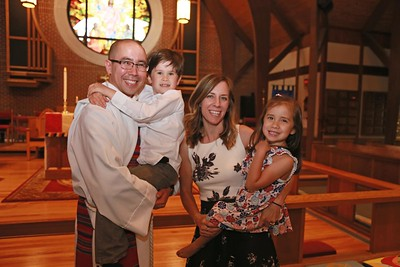 Jamie Osborne Ordination