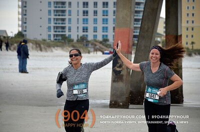 Winter Beach Run - 1.28.17