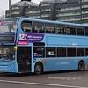 National Express Coventry Enviro 400 BV57XKG 4763 at Coventry Bus Station.