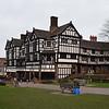 Tudor architecture in Coventry city centre.