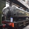 GWR 5700 Class Pannier Tank no. 3738 at Didcot Railway Centre.