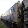 BR Mark 3 sleeper carriage no. 10509 at Didcot Railway Centre.