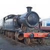 Ex Barry GWR 5205 Class no. 5227 at Didcot Railway Centre.