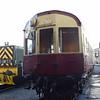 GWR Hawksworth Auto Trailer no. 231 at Didcot Railway Centre.