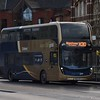 Brand new Stagecoach Gold Enviro 400 MMC SN66VZK 10788 in Oxford on the X30 to Wantage.