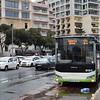 Malta Public Transport Otokar Vectio C BUS626 in Sliema on the 21 to Valletta.