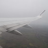 Flying from Birmingham to Malta on Ryanair Boeing 737-800 EI-EMR.