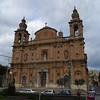 Msida Parish Church, Malta.