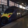 "SouthEastern Class 395 Javelin no. 395023 ""Ellie Simmonds"" at London St. Pancras International."