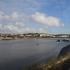 The River Medway at Rochester.