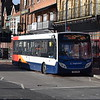 Stagecoach Enviro 200 GN13HHM 36897 in Ramsgate on 'The Loop'.