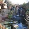 Madeira Walk waterfalls, Ramsgate.