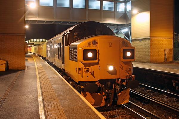 37025 Alton 20/01/17 1Q54 Eastleigh to Hither Green