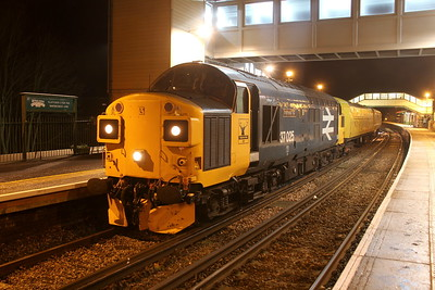37025 Alton 20/01/17 1Q54 Eastleigh to Hither Green