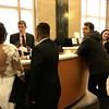 Liana and Arie's wedding, Jan. 6, 2017