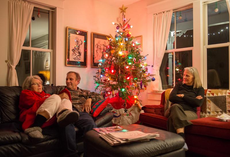 Nancy, Jim & Shelley, Dec 2016.