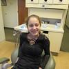 Kyra with braces