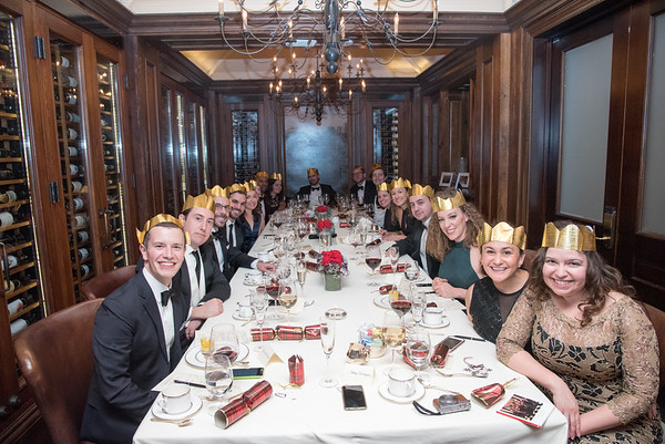 Jefferson Dinner, December 2017, photo by Ben Droz.