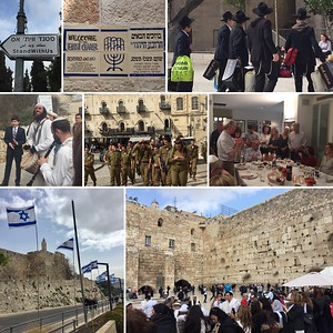 JERUSALEM & THE HOLY LAND - Israel Past & Present - Bridget St. Clair