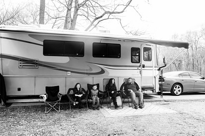 Johnson Family Camping