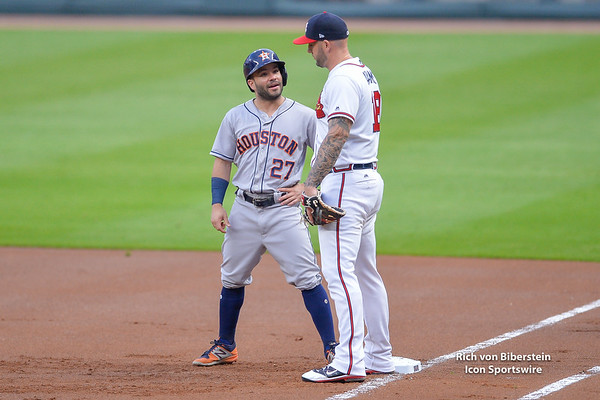 7/5/17 Atlanta Braves vs. Houston Astros