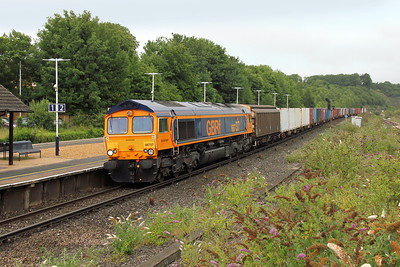 66737 Micheldever 20/07/17 6O45 Bicester to Marchwood