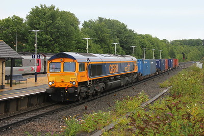 66737 Micheldever 26/07/17 6O45 Bicester to Marchwood